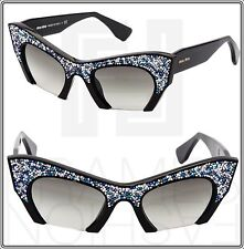 a3a955c9132 item 1 MIU MIU RASOIR ROCK MU 01Q Cat Eye Black Silver Blue UAC-0A7  Sunglasses MU01QS -MIU MIU RASOIR ROCK MU 01Q Cat Eye Black Silver Blue  UAC-0A7 ...