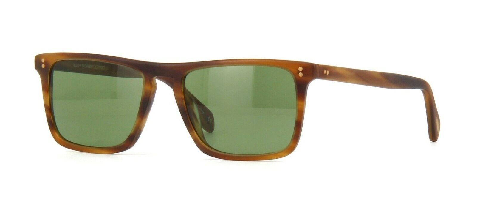 Oliver Peoples NDG-1 SUN OV 5031S Buff//Green C 1094//52 A Sunglasses