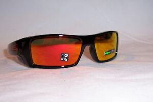 c2c9752b71d New Oakley Sunglasses GASCAN OO9014-44 BLACK PRIZM RUBY AUTHENTIC ...