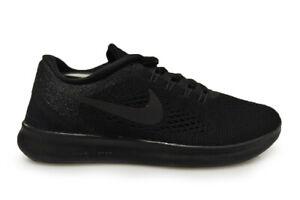 Femme Nike Free RN Laser Orange Running Trainers 831509 8009
