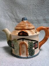 Vintage Cottage Teapot-Japan