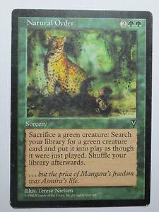 Natural-Order-Visions-Played-MTG-Magic-English