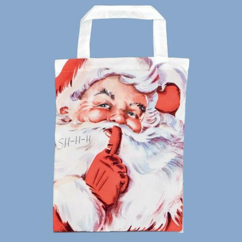Premier Christmas Design Reusable Shopping Bag Santa Snowman Dog or Cat