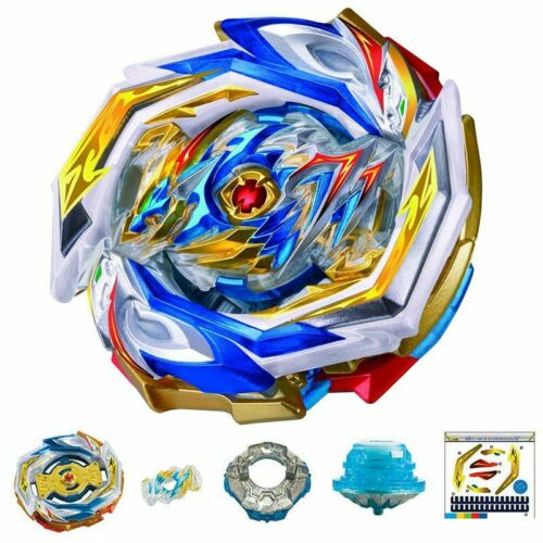 Beyblade BURST GT B-154 DX Booster Imperial Dragon.Ig/' Gold Launcher Grip Toy