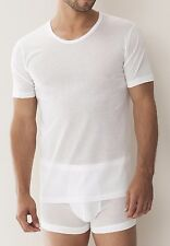 Zimmerli 252 ROYAL CLASSIC Round T-SHIRT 100% COTTON FINE TWISTED MERCERISED S