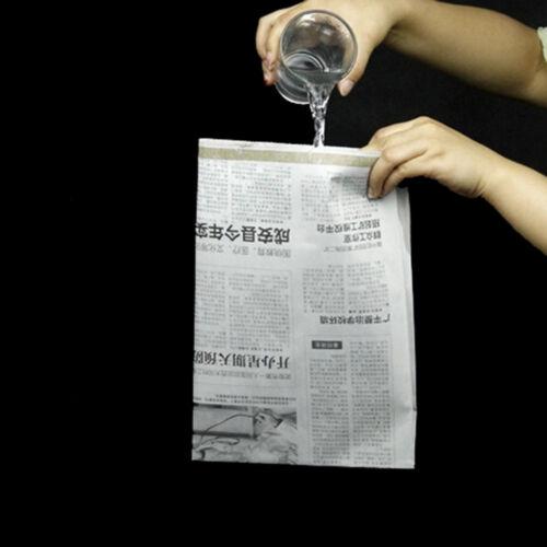 Magic Water In Zeitung Illusionen Magic Trick Produkt Papier Magic Spielzeug Sa Zauberartikel & -tricks
