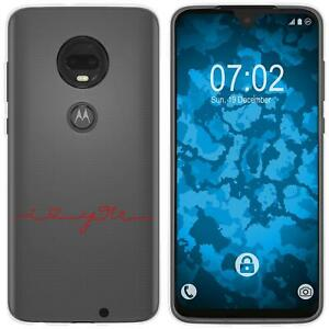 Motorola-Moto-G7-Coque-en-Silicone-in-Love-M2-Case-films-de-protection