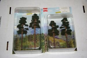 HO-SCENERY-2-ASSORTED-TREES-LOT-2-NEW-OLD-STOCK