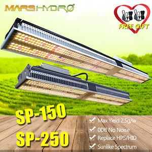 Mars-Hydro-SP-150-250-LED-Grow-Light-White-Spectrum-kit-Indoor-Plants-Veg-Flower