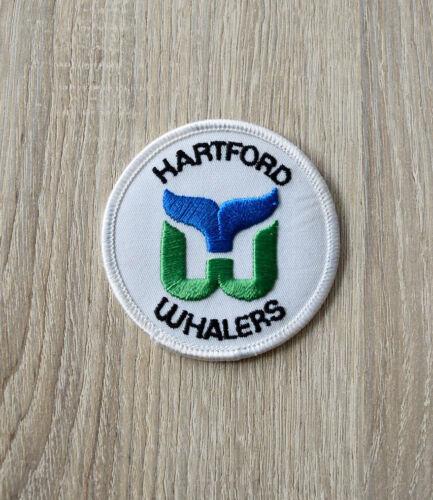 Hartford Whalers Aufnäher - Eishockey