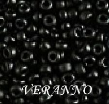 10 gr.rocaille Miyuki sf black