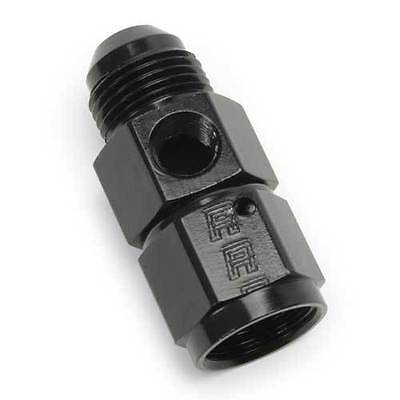 Russell 670343 AN Fuel Pressure Take Off Fitting -6 AN Male to -6 AN Female