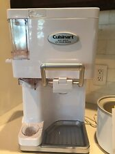 Cuisinart ICE-45 Mix It In Soft Serve 1-1/2-Quart Ice Cream Maker, White in box