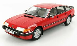 CULT-SCALE MODELS 1/18 ROVER | 3500 VITESSE 1985 | RED