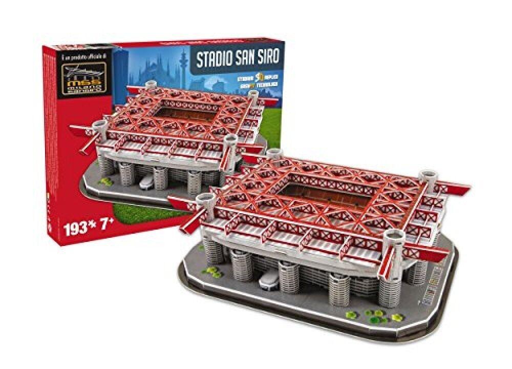 Nanostad San Siro Stadium Giuseppe Meazza 3D puzzle AC Milan 39120221