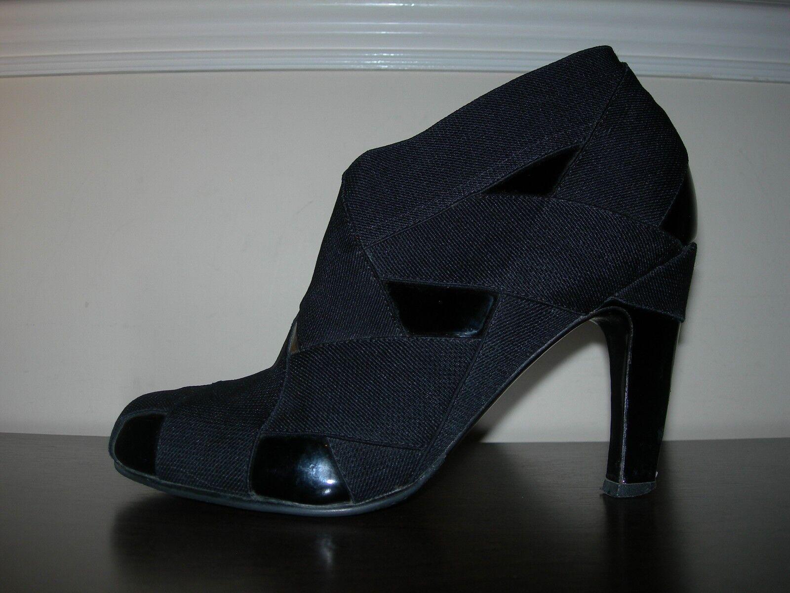 United Nude para mujer botas Helix Hi Cuero Negro Negro Negro + Elástico Negro EU 39 UK 6  mejor oferta