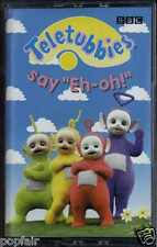 """THE TELETUBBIES - TELETUBBIES SAY """"EH-OH!"""" 1997 UK CASSINGLE"""