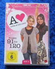 Anna & Die Liebe Box 4 Folgen 91 - 120, 4 DVD Box Season Staffel