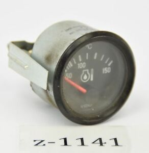 BMW-K-100-LT-Bj-1988-Oil-temperature-gauge