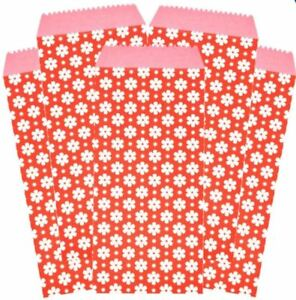 Floral-Long-Printed-Design-Paper-Envelop-Red-Set-of-5