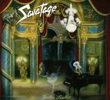 Gutter Ballet (2011 Edition) Savatage CD