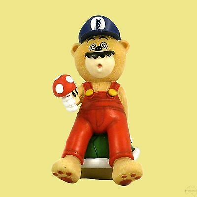 BAD TASTE BEARS MARCO SUPER MARIO HIGH MUSHROOM - FAST SHIPPING - MORE IN SHOP