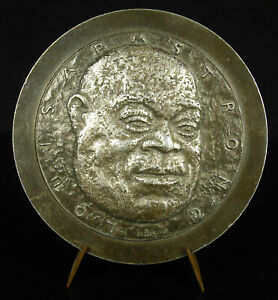 Medal-Louis-Armstrong-Ee-400-Music-Jazz-Musician-Dippermouth-Satchmo-Medal