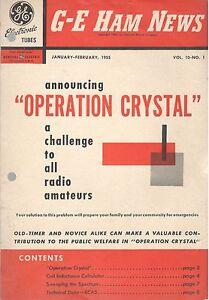 GE-HAM-NEWS-Jan-Feb-1955-Vol-10-No-1-Announcing-Operation-Crystal