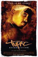 Tupac Resurrection - Original Movie Poster 27x40