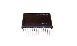 STK3122-II  SANYO INTEGRATED CIRCUIT STK3122 II STK-3122 MK2