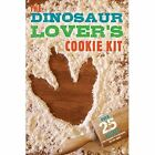 The Dinosaur Lover's Cookie Kit by Applesauce Press (author) 9781604336542