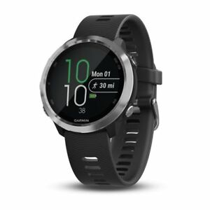 Garmin-Forerunner-645-GPS-Training-Watch-with-Black-Colored-Band-010-01863-00