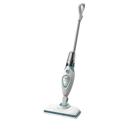 BLACK-DECKER-Steam-Mop-with-Swivel-Steering-BDH1715SM
