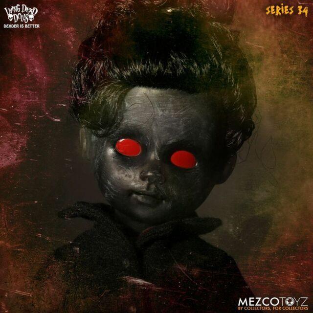 Living Dead Dolls - Series 34 - Soot - MEZCO New