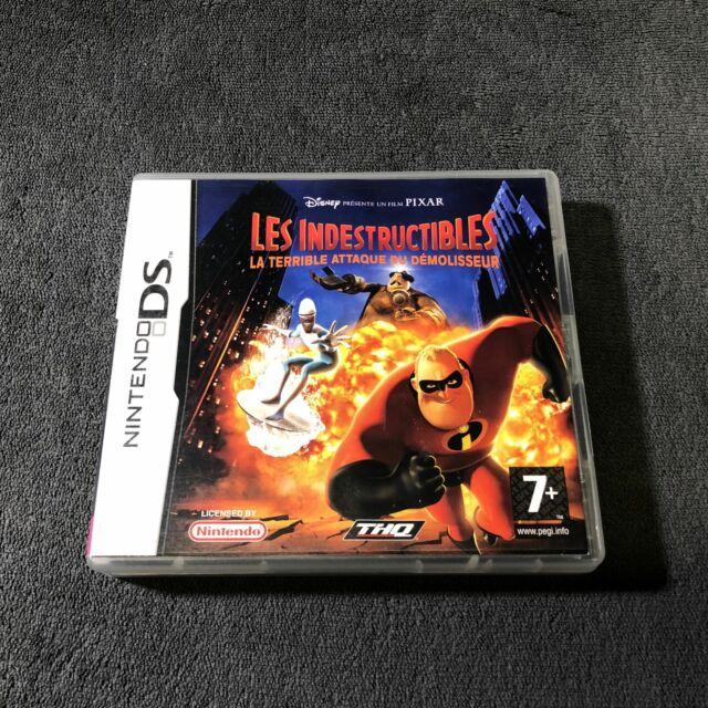 Nintendo DS Les Indestructibles ~ La Terrible Attaque Du Demolisseur ~