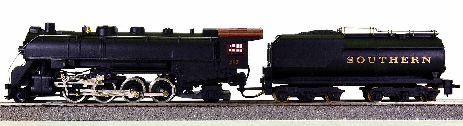 Mantua 332-40 - schlepptender-máquina de vapor 2-8-2 el Mikado Southern