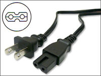 Husqvarna Viking Huskylock S25 Power Cord Cable 6 Ft.