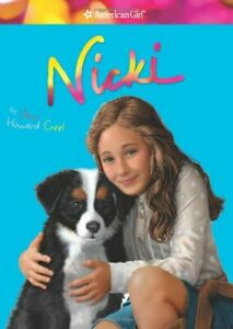 Nicki-American-Girl-Quality-by-Howard-Creel-Ann-Book-The-Fast-Free-Shipping