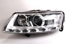 Xenon LED Headlight Front Lamp Fits Left AUDI A6 Avant C6 4F Rs6 S6 2004-2008