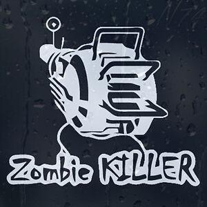 Zombie-Response-Outbreak-Killer-Gun-Car-Windscreen-Laptop-Decal-Vinyl-Sticker