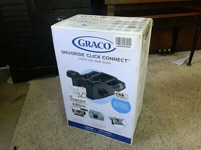 Graco SnugRide Click Connect 30 Infant Car Seat Black Canopy Arch Mod # 1938616