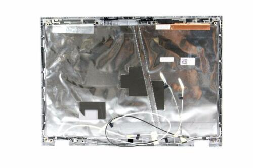 New OEM Genuine Dell Latitude E5410 14.1 Gray LCD Cover With Cables J8C7H