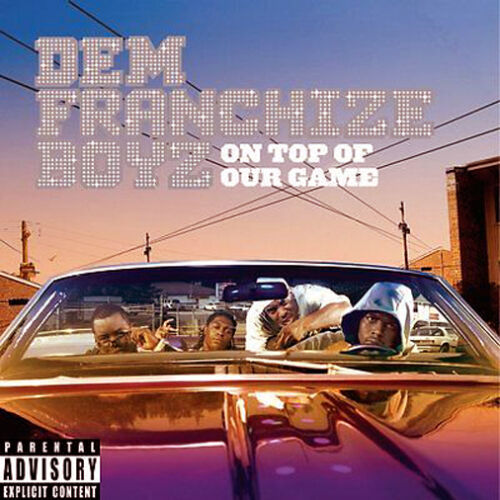 1 of 1 - DEM FRANCHIZE BOYZ ON TOP OF OUR GAME CD ALBUM FRANCHISE *