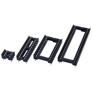 TruConnect-DS1009-40-AT1WX-40-Pin-DIL-Socket-15-24mm-Tube-12pcs