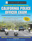 California Police Officer Exam by Learning Express Llc(Paperback / softback)