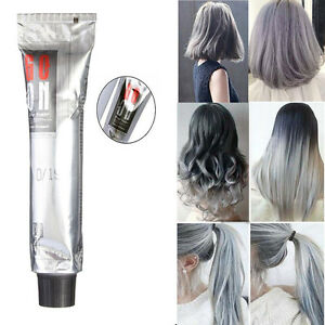 Coloration permanente cheveux gris