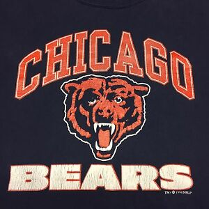 Vintage Chicago Bears T-Shirt Football NFL Soldier Field Monsters ... 5f04fb7dd
