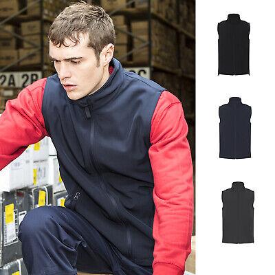 Activewear rx550 Pro Rtx New Men's Workwear 2-layer Sleeveless Softshell Zipper Gilet