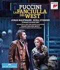Puccini La Fanciulla Del West Blu-ray 2015