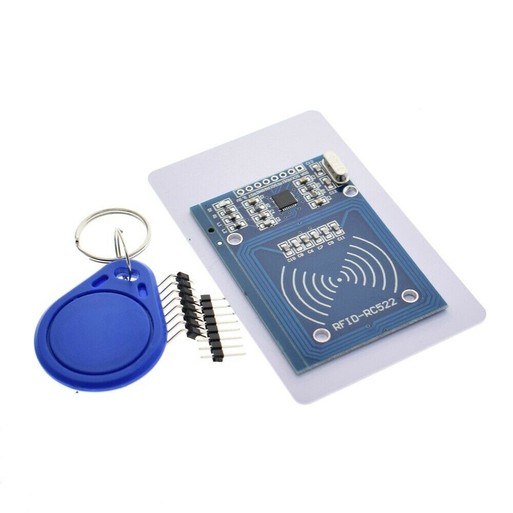 MFRC-522 RFID IC Card Inductive Sensor Module S50 NFC Card Keyring ArduinNWUS